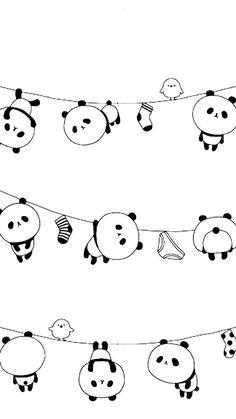 (notitle) iPhone X Wallpaper 299207968991551566 panda Cute Panda Wallpaper, Bear Wallpaper, Kawaii Wallpaper, Cute Wallpaper Backgrounds, Iphone Wallpaper, Panda Wallpapers, Cute Cartoon Wallpapers, Kawaii Drawings, Cute Drawings
