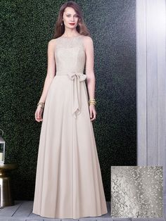 Dessy Collection Style 2924 in latte - Wedding Dresses by Dessy - Loverly Dessy Bridesmaid Dresses, Wedding Dresses, Bridesmaid Ideas, Bride Dresses, Party Dresses, Modest Wedding, Formal Wedding, Wedding Bridesmaids, Gold Wedding