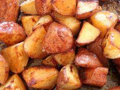 My Tasty Treasures: Honey Roasted Red Potatoes