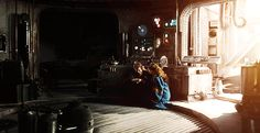 Padmè conforting Anakin after his mother's death - Star Wars Episode II: Attack of the clones
