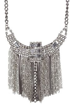 Stella Drop Necklace by Chloe and Theodora on @HauteLook