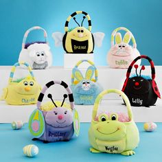Images of Plush Easter Basket - The Miracle of Easter