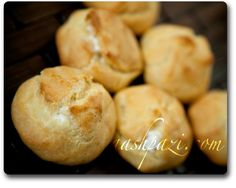 Noon khoamei, whipped, cream puff pastry, Pastry recipes