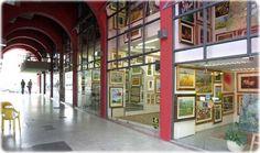 Arcadas de São Francisco. #curitiba #galeria