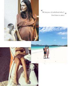 Margherita Missoni | Mother Magazine #pregancy #chicpregnancy #margheritakids