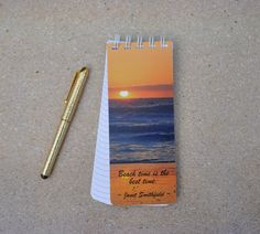 A personal favorite from my Etsy shop https://www.etsy.com/listing/274576248/spiral-bound-to-do-lists-note-pad