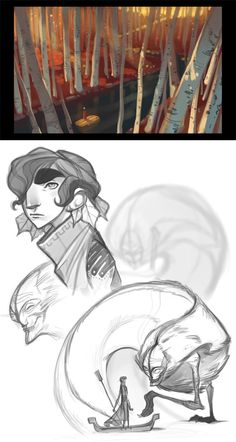 Nicholas Kole.  || CHARACTER DESIGN REFERENCES | Find more at https://www.facebook.com/CharacterDesignReferences if you're looking for: #line #art #character #design #model #sheet #illustration #expressions #best #concept #animation #drawing #archive #library #reference #anatomy #traditional #draw #development #artist #pose #settei #gestures #how #to #tutorial #conceptart #modelsheet #cartoon #monster @Rachel Oberst Design References
