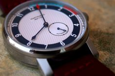 """Martenero Edgemere Watch Review - by Matt Smith-Johnson - Learn more about this newest piece from New York's Mertenero at: aBlogtoWatch.co - """"One thing I keep on saying about microbrands is that it's enjoyable to see them evolve. The 'big brands' have hundreds of years of experimentation and refinement behind them, and at this stage they are pretty easy to identify. It's the newcomers who are still trying to define and establish themselves..."""""""