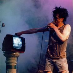 See Skinny Puppy pictures, photo shoots, and listen online to the latest music. The Psychedelic Furs, 80s Goth, Skinny Puppy, Goth Music, Goth Subculture, Electro Music, Film Music Books, Post Punk, Puppy Pictures