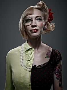 portraits-double-personnalite-sans-photoshop-par-toby-dixon-femme