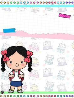Graduation Album, School Colors, Childhood Education, Cartoon Kids, Les Oeuvres, Hello Kitty, Stationery, Clip Art, Teaching