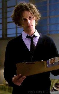 Reid and his messy hair scoops cute