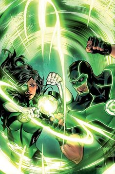 Trapped in a Rage Tower, Cruz and Baz must put aside their differences, or die trying. #GreenLanterns #3, available 7/20!