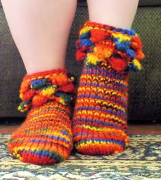 How to Loom Knit a Kitchener Cast On