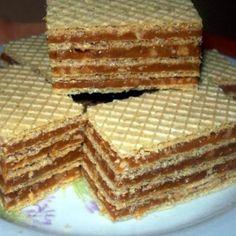 Grillázs csemege Recept képpel - Mindmegette.hu - Receptek Hungarian Desserts, Romanian Desserts, Romanian Food, Hungarian Recipes, Mini Desserts, Cookie Desserts, No Bake Desserts, Delicious Desserts, Sweet Recipes