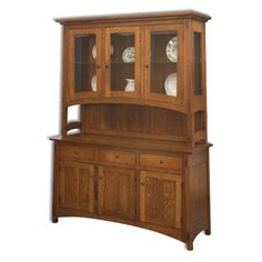 FROM STATES - EXPENSIVE  $4500 on sale Colbran Hutch / Buffet  http://www.amishhandcraftedfurniture.ca/Colbran-Hutch-Buffet_p_4902.html
