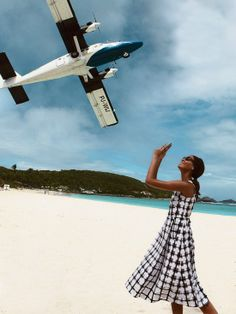 St Barths in the Caribbean, Vogue US