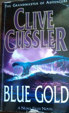 Clive Cussler - Blue Gold