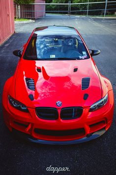BMW M3... fastest Skittle ever!!! ///M