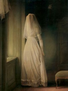 "womeninarthistory: "" We only come out at night, Stephen Mackey """