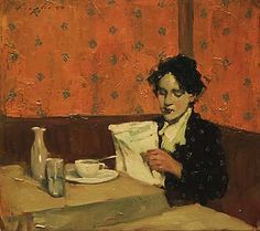 Morning paper (2000) - Malcolm Liepke
