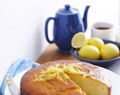 Prajitura cu iaurt si lamaie: pretextul zilelor geroase Cake & Co, Bread, Cakes, Food, Cake Makers, Brot, Kuchen, Essen, Cake