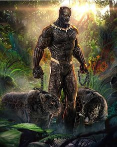 I love this Black Panther Art! By Royy Ledger Black Panther Marvel, Black Panther Art, Dark Panther, Hero Marvel, Marvel Art, Marvel Dc Comics, Marvel Avengers, Marvel Characters, Marvel Movies