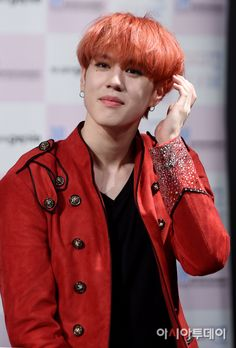 GOT7′s First Concert Press Conference // GOT7 Yugyeom -160430 | FLY TOUR: Seoul