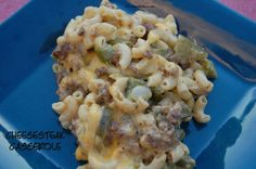 If you're craving some Philly cheesesteak, but you're trying to find a more affordable option than eating it at a restaurant, try making this easy Cheesesteak Casserole.