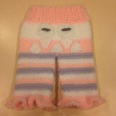 Crochet Baby Monster Pants by AllCrochetCreations on Etsy https://www.etsy.com/listing/221289969/crochet-baby-monster-pants