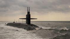 The Navy's New Underwater Internet