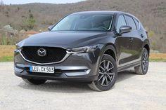 Essai - Mazda CX-5 (2017) : upgrading
