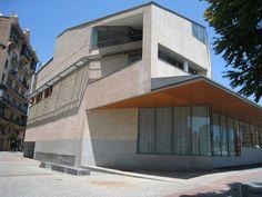 https://flic.kr/p/9YtAqz | llinas library, lesseps, barcelona