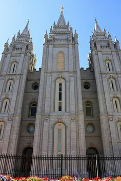 very cool The 1st Mormon Temple / http://www.ldsfunny.com/the-1st-mormon-temple/