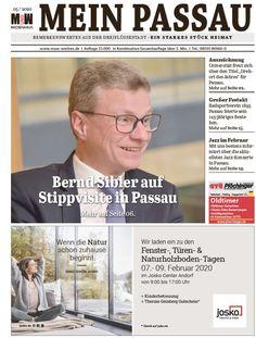 Alle 14 Tage neu; Nachrichten aus der Dreiflüssestadt Passau Content, Passau, River, Messages, City