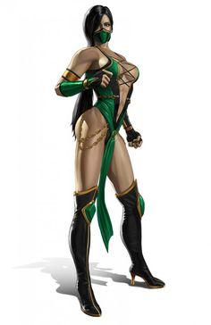 Mortal Kombat - Jade
