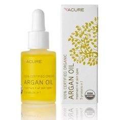 Acure Organics Argan Facial Oil Organic - 1 oz - Oil (Health and Beauty)