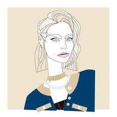 Cara Delevingne Illustration#model #actress e #icon de la #fashion #objetivo : #romper con los canones de #belleza establecidos • • #caratelia #picoftheday #illustrationoftheday #illustration #illustrator #graphicdesigner #graphicdesign #portrait #fashionblogger #blogger #vogue #rimmel #cara #delevingne #delevingner #london #nyc #barcelona #GabrielleChanel #TheCHANELGABRIELLEbag #caradelevingne @suicidesquadmovie #suicidésquad