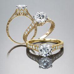 Highgate Diamond Ring