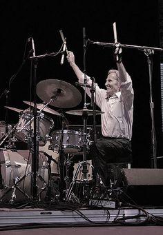 Levon Helm - awesome talent. Miss you, Levon.