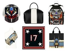 GIVENCHY MENS SS14 ACCESSORIES — www.VeryFirstTo.com/magazine