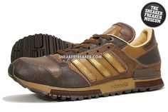ADIDAS - Running - ZX 600 - Dark Brown