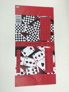 Final Book Jacket (Alice In Wonderland)