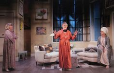 Theater Review (Off-Broadway): 'Out of the Mouths of Babes' Starring Estelle Parsons and Judith Ivey | Blogcritics