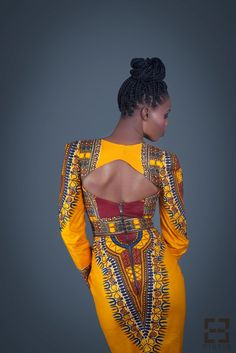 Pistis Official Site ~ African Style