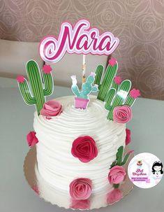 Llama Birthday, 24th Birthday, Baby Girl First Birthday, Birthday Diy, First Birthday Parties, First Birthdays, Country Birthday Cakes, Mexican Birthday, Mexican Party