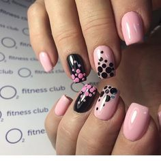 Accurate nails, Beautiful nails, Everyday nails, Insanely beautiful nails, Luxurious nails, Natural nails, Short nails with a picture, Spectacular nails