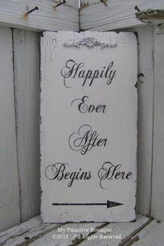 Fun Wedding Welcome