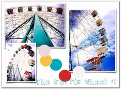 The Sunshine Coast Design Post - Blog On! — Rubykite Interiors. The Aussie World Ferris Wheel.