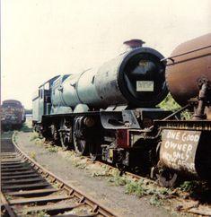 6023 King Edward II train at scrapyard - Woodham Brothers - Wikipedia, the free encyclopedia